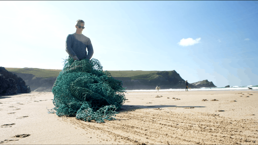 Waterhaul Founder Harry Dennis Net recovery Cornwall