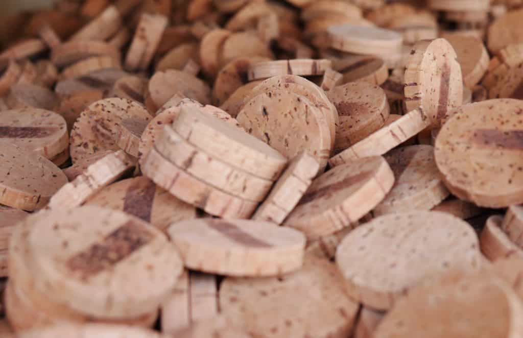cork as building material