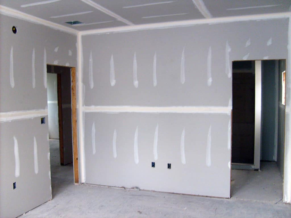 recycled drywall