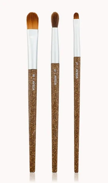Aveda flax sticks special effects makeup brush set