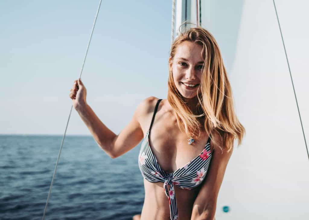 eco-friendly swimsuits