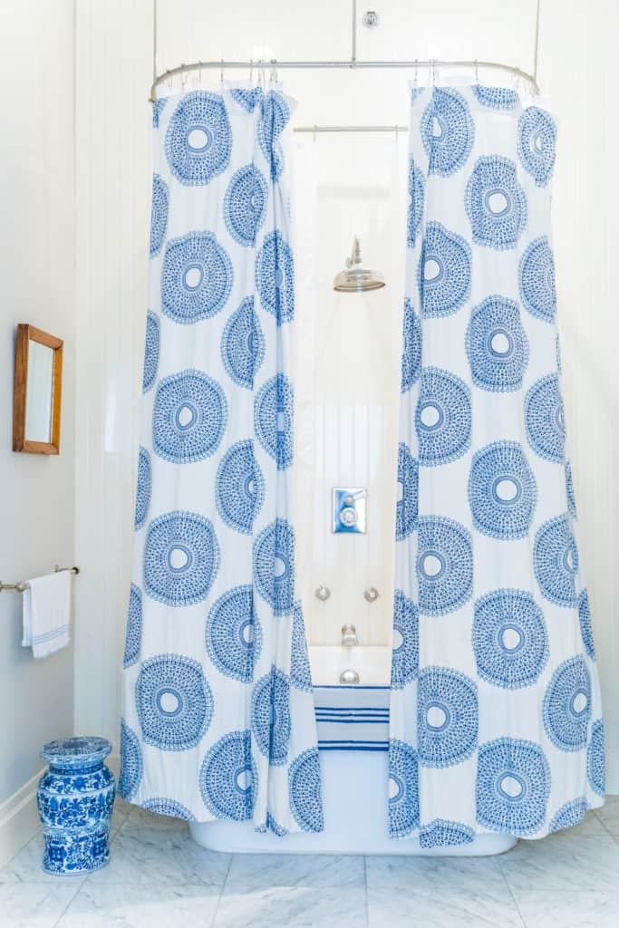 plastic free shower curtains