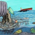 ocean pollution effects