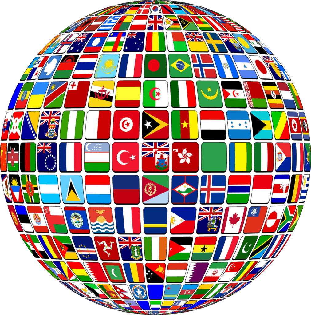 international flag