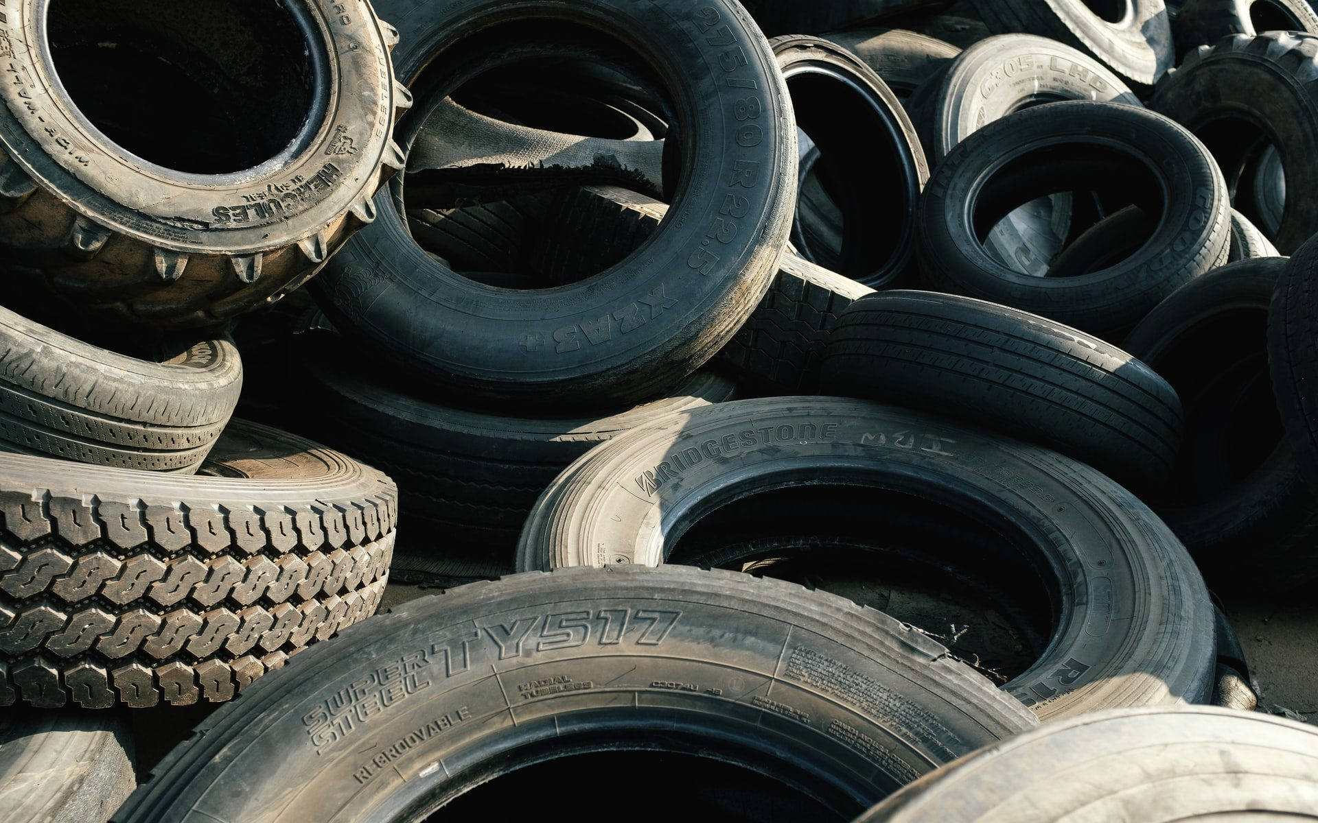 is rubber really biodegradable