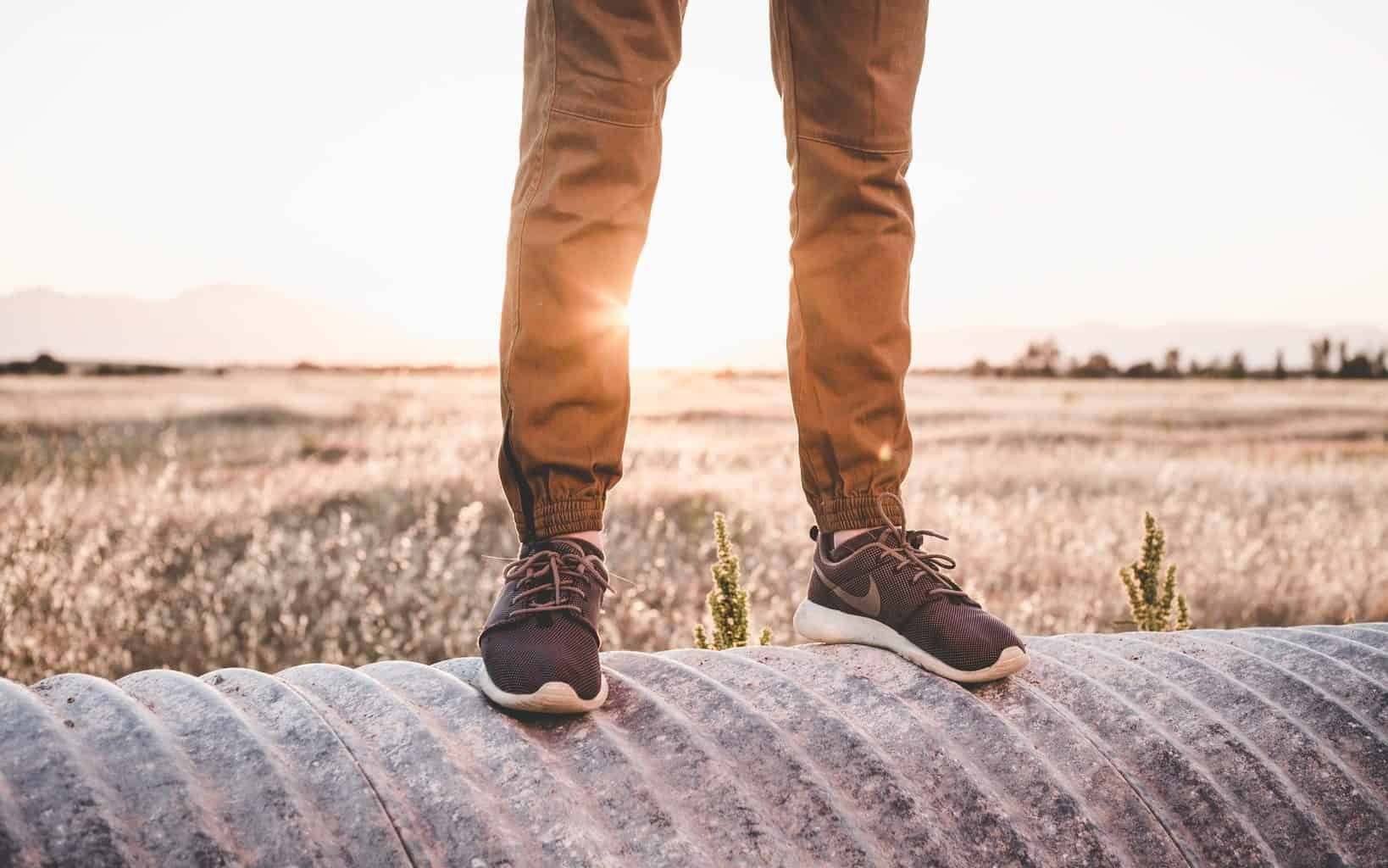 Sustainable Linen Joggers